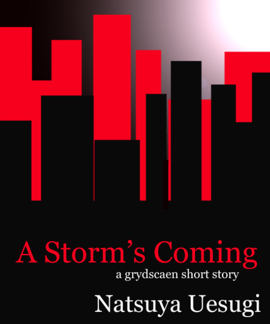 A storm is coming English