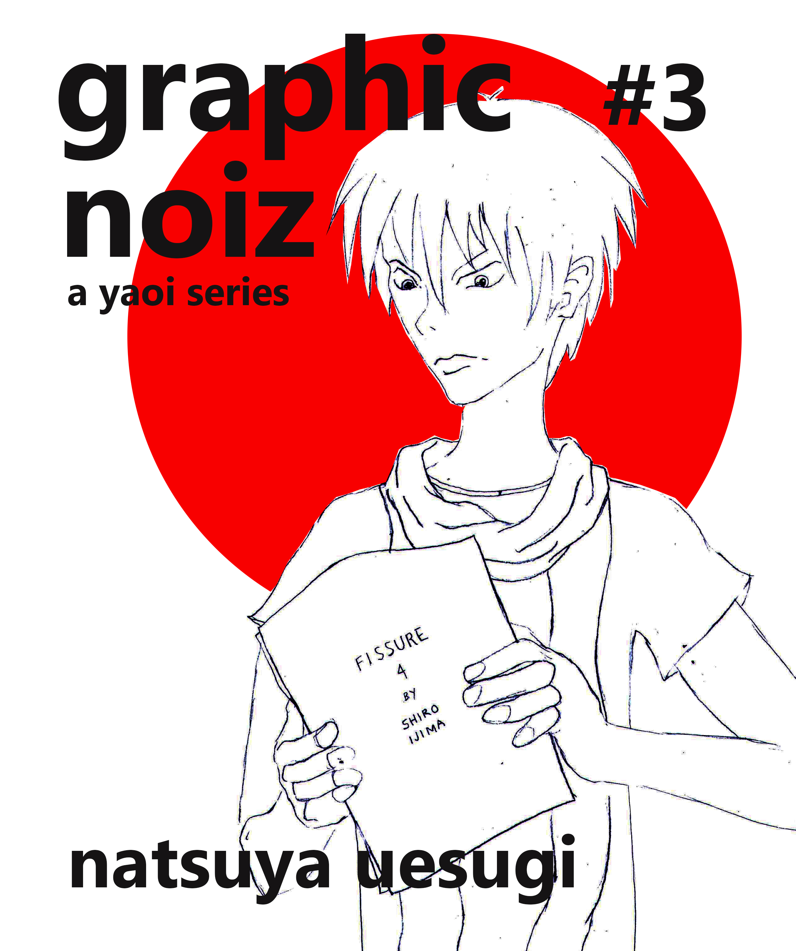 graphic noiz the manga